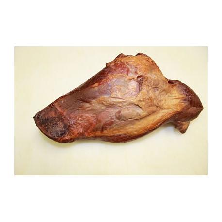 palette de porc fumé